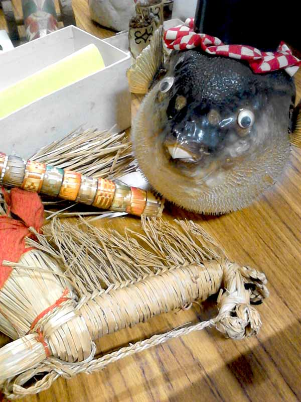 レポート:東京民藝協会9月例会 郷土玩具②「郷土玩具の材料」講師 中村浩訳さん